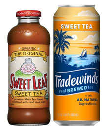 Sweet Leaf and Tradewinds brands